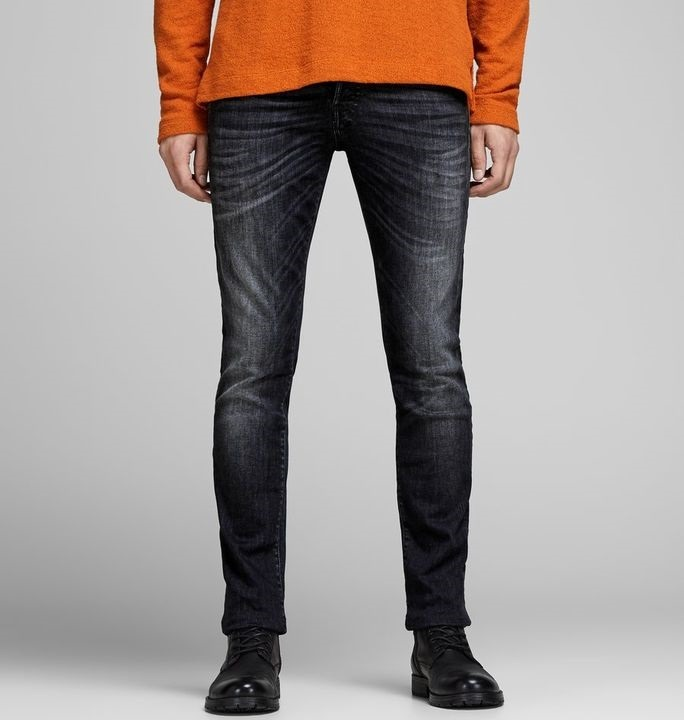 Stock 1.000pz. jeans uomo JACK & JONES seriati assortiti - 11,00€/pz.