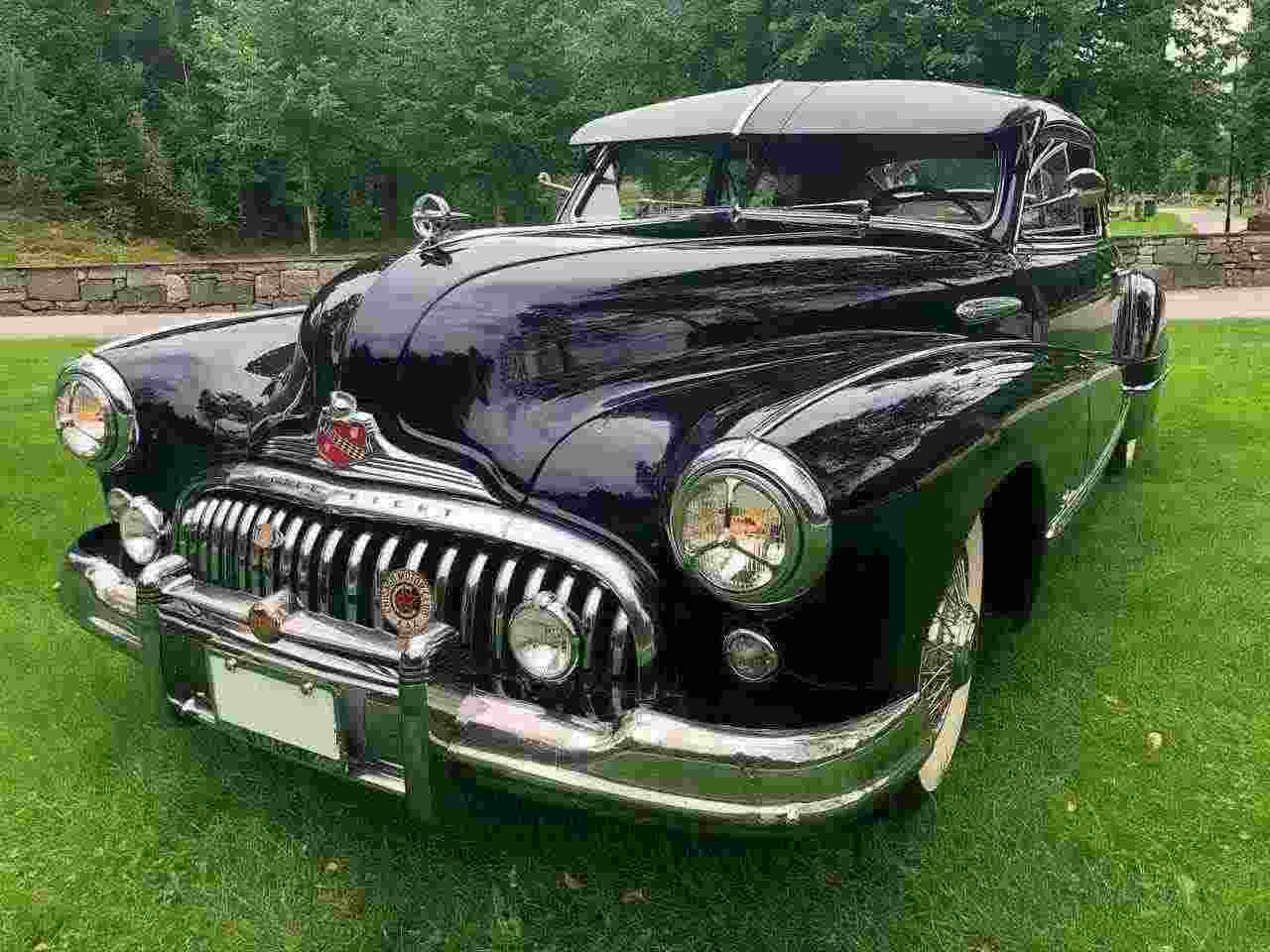 1948 Buick Super Sedanet 56-S