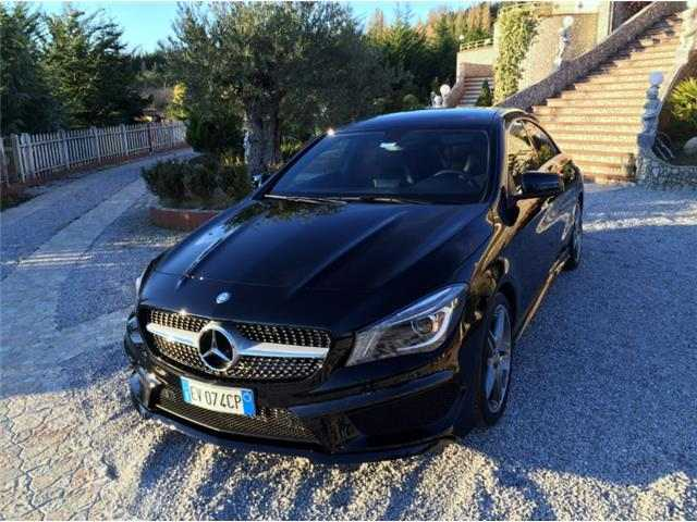 Mercedes-Benz CLA 220 CDI Premium AMG