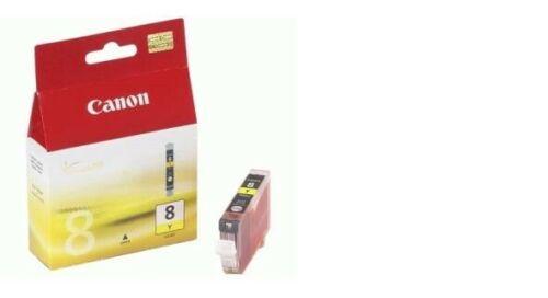 Canon CLI8Y cartuccia inkjet giallo originale