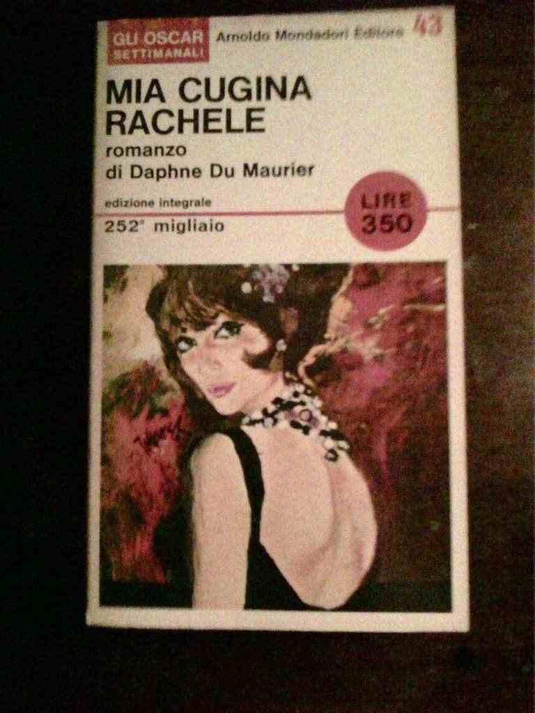 Daphne Du Maurier - Mia cugina Rachele