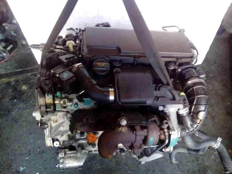 Motore Citroen Peugeot 1400 HDI 8HZ 40000 KM