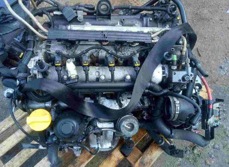 Motore Fiat Grande Punto 1300 mjet 199A3000 (90cv)