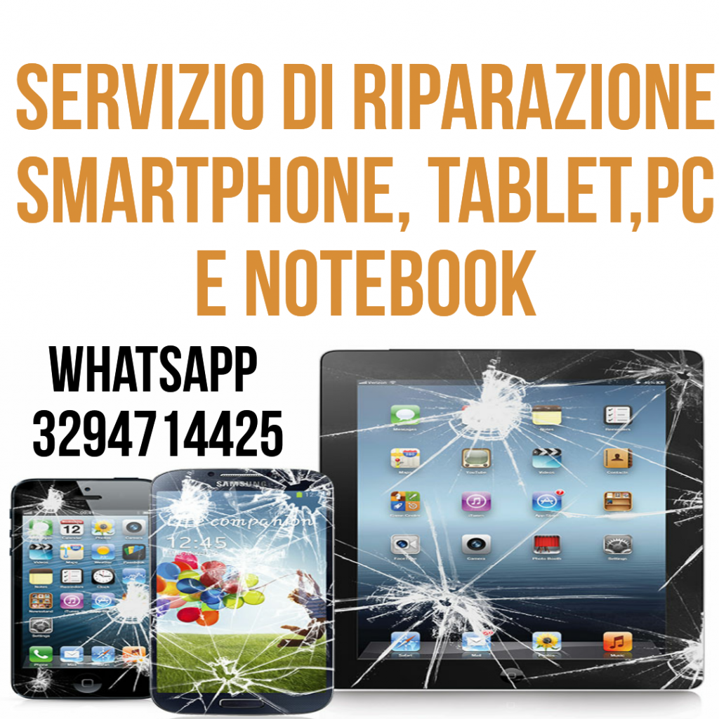 RIPARAZIONE SMARTPHONE SAMSUNG,PC WINDOWS,IPHONE