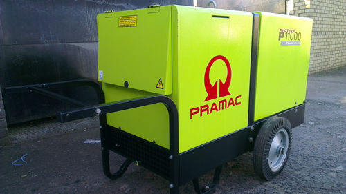 Gruppo Elettrogeno Generatore Pramac P11000 Diesel 10.6 KVA