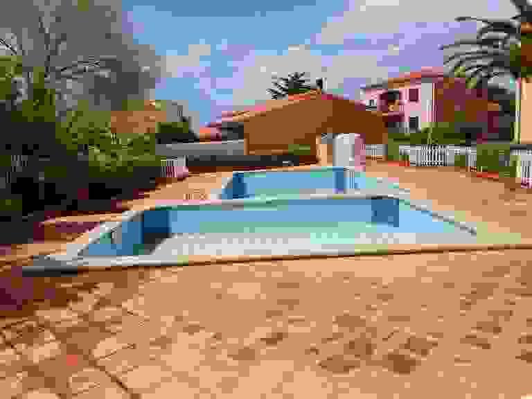 Appartamento in residence, secondo piano, con piscina