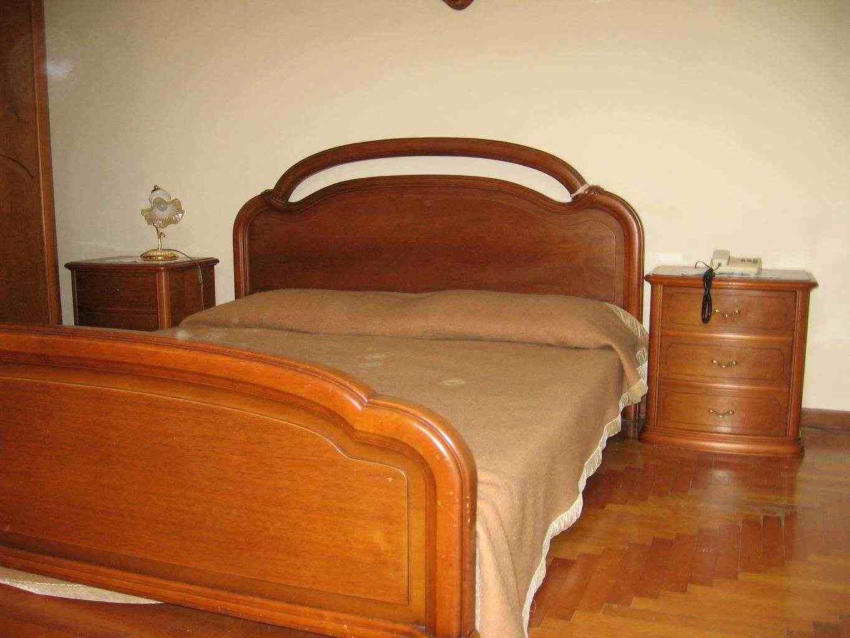 Camera da letto artigianale bellissima