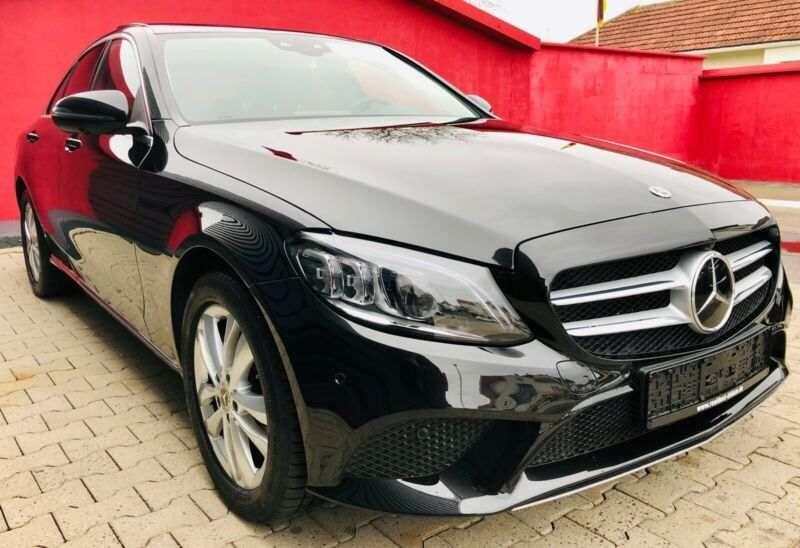 2019 Mercedes-Benz C 300 Sport 258