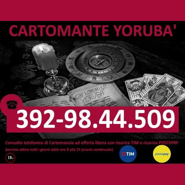 (¯`'•.¸(★) Cartomante Yoruba' (★)¸.•'´¯)