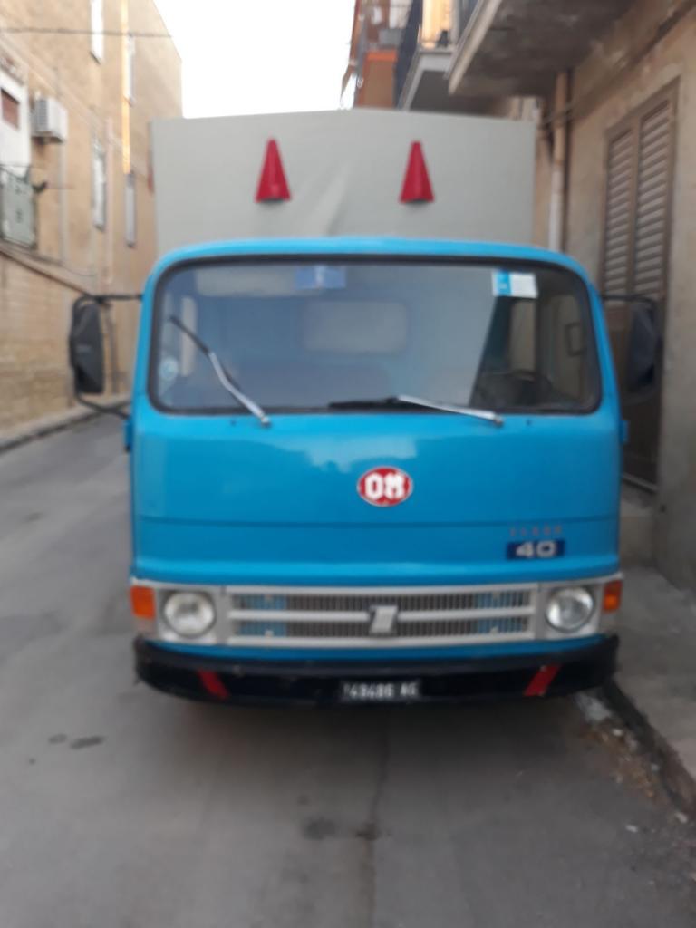 Fiat Iveco OM40 35q - patente B