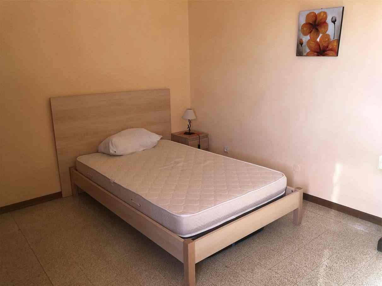 Ampia camera dotata di aria condizionata
