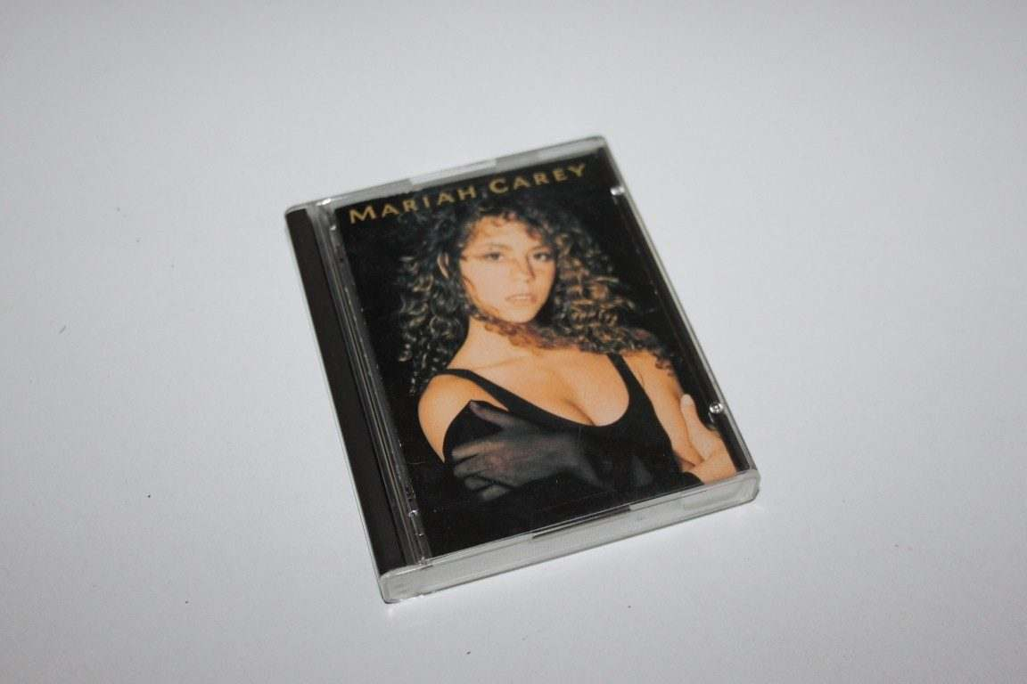 Mariah Carey MiniDisc Columbia MD The First Album 1990 Vision Of Love