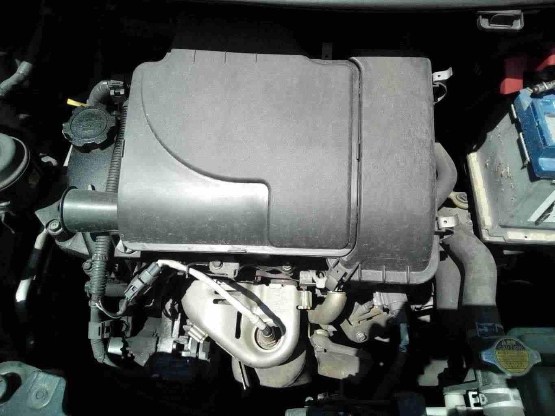 Motore Toyota Yaris 1000 &quot07 1KR coppa alluminio