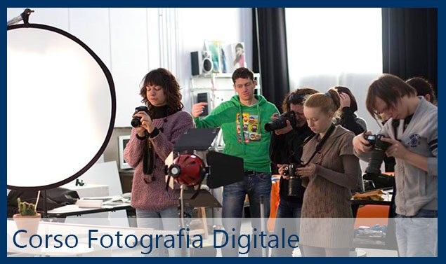 Corso di Fotografia digitale a Firenze - I livello