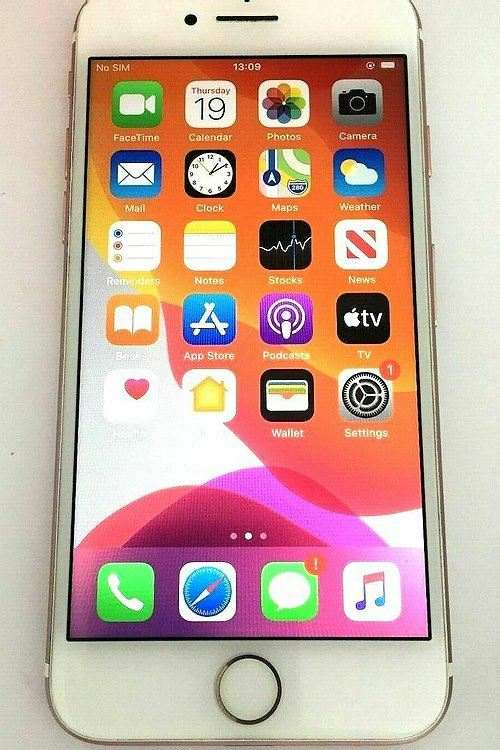 """Apple iPhone 7 da 256 GB - Display 4,7"""" - colore ROSE GOLD -PERFETTO -COME NUOVO"""