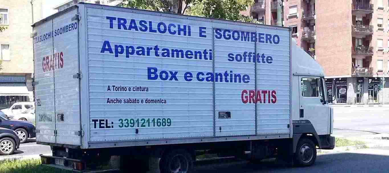 Sgombero Alloggi Trofarello, Gratis