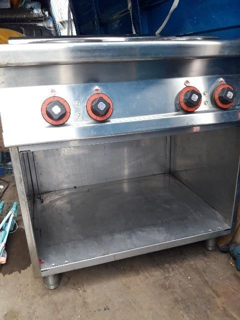 cucina elettrica professionale