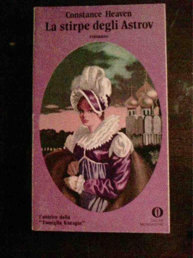 Constance Heaven - La stirpe degli Astrov