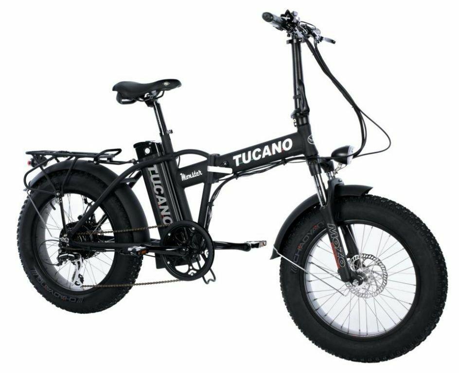 bicicletta elettrica merida