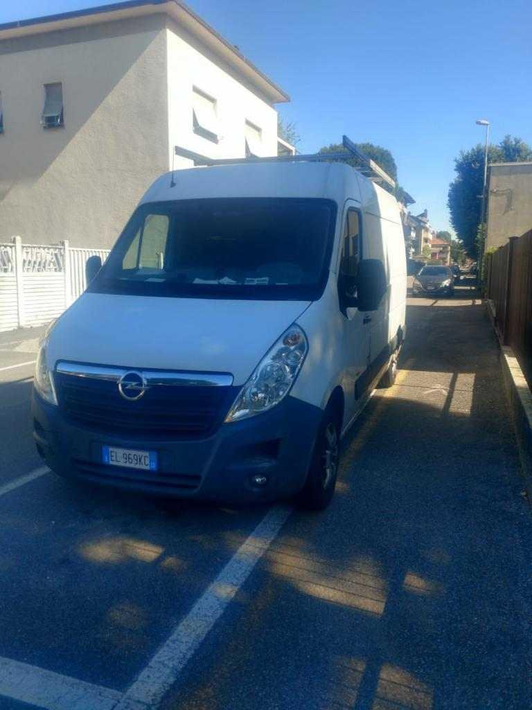 Opel  Movano EURO 4 2012