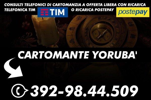 Lettura dei Tarocchi al telefono - Consulto di Cartomanzia
