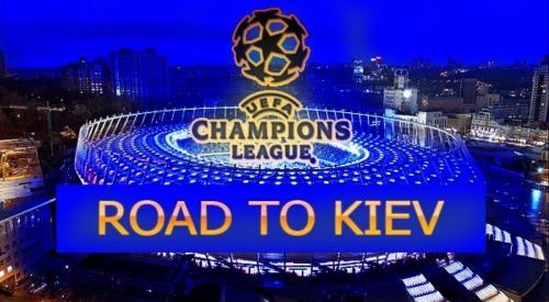 VENDO BIGLIETTI FINALE CHAMPIONS LEAGUE KIEV 2018
