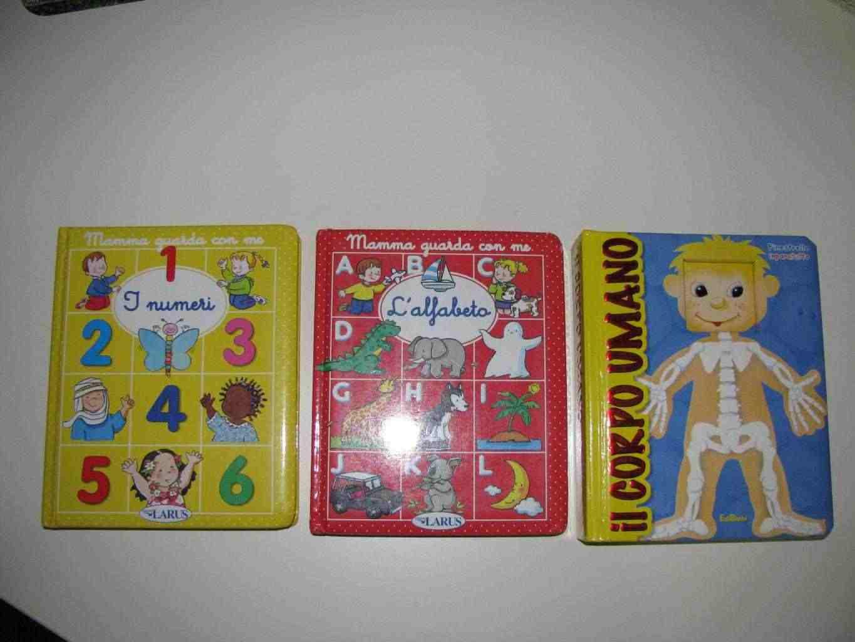 Libri per bambini incominciare ad imparare