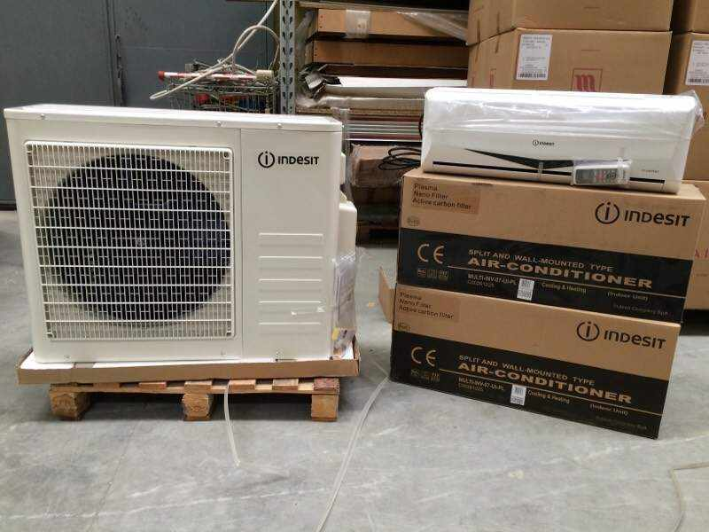 climatizzatori indesit  caldo freddo