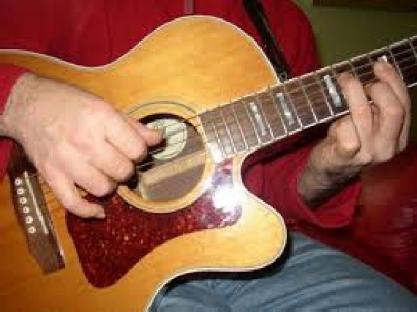Chitarra elettrica e acustica lezioni principianti e non - Roma Monte Sacro Bufalotta Talenti