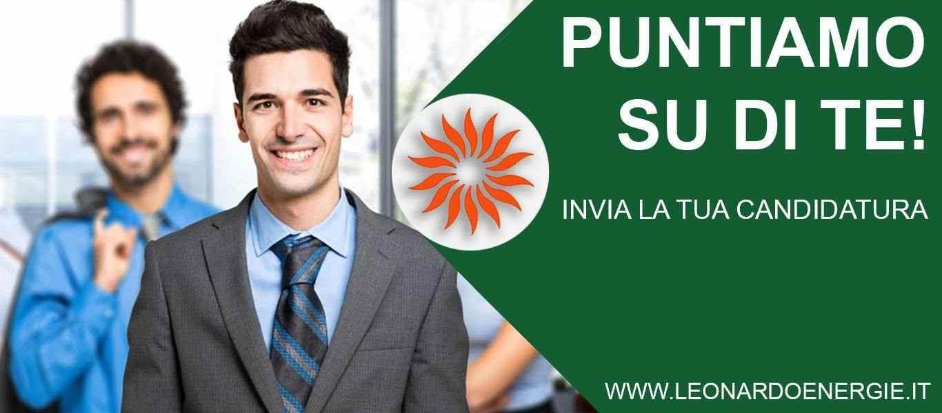Consulente Commerciale settore Efficienza in Bergamo e prov