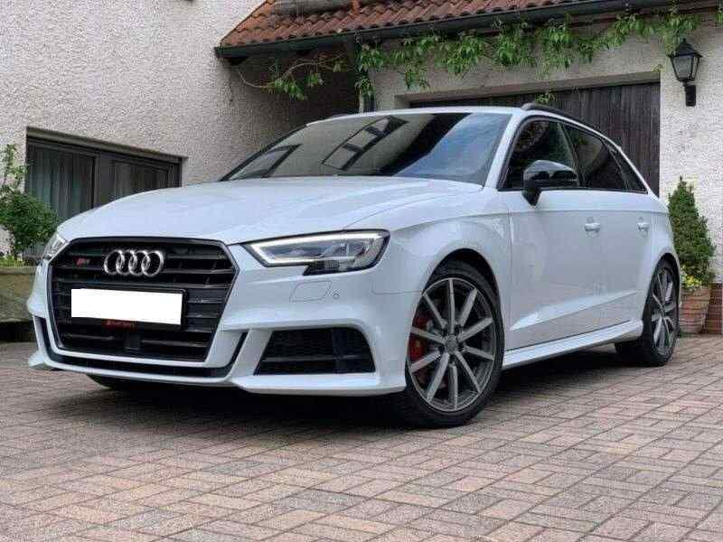 Audi S3 SB Stronic ACC