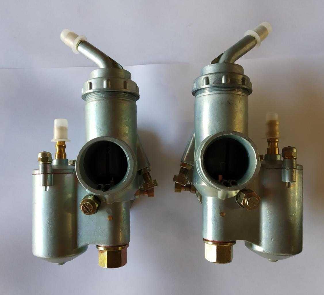 Carburatori K-37 Set   Sidecar M-72