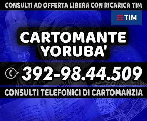 █▄◯╲╱☰ Cartomante Yoruba' █▄◯╲╱☰