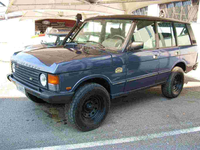 Land Rover Range Rover kit rialzo