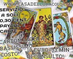 Le Cartomanti di CASA DELL'ORACOLO sono Cartomanti Brave,Serie e altamente competenti !
