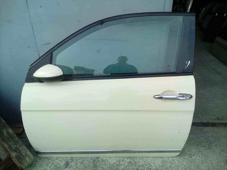 Porta portiera sportello Lancia Ypsilon anno 2008
