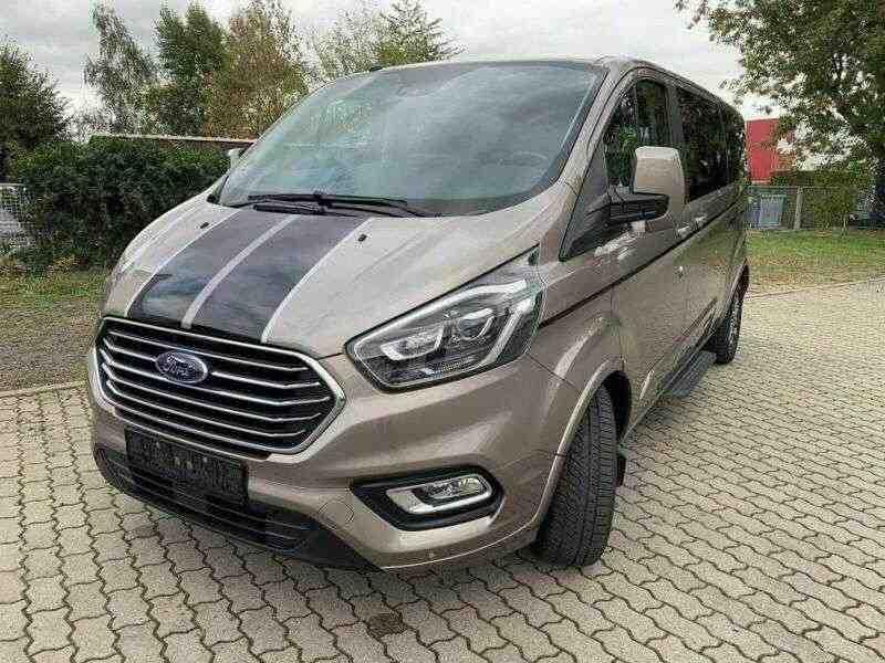 Ford Tourneo Custom L2 Titanium X