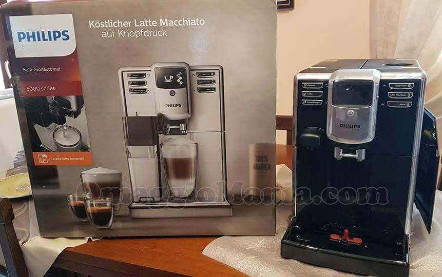 Macchina caffè Philips