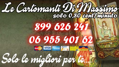 Le migliori cartomanti d'italia a tua dispozione! 899 626 241