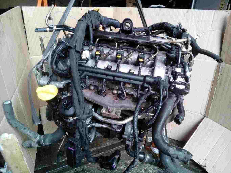Motore Fiat Punto 1300 multijet 188A9000