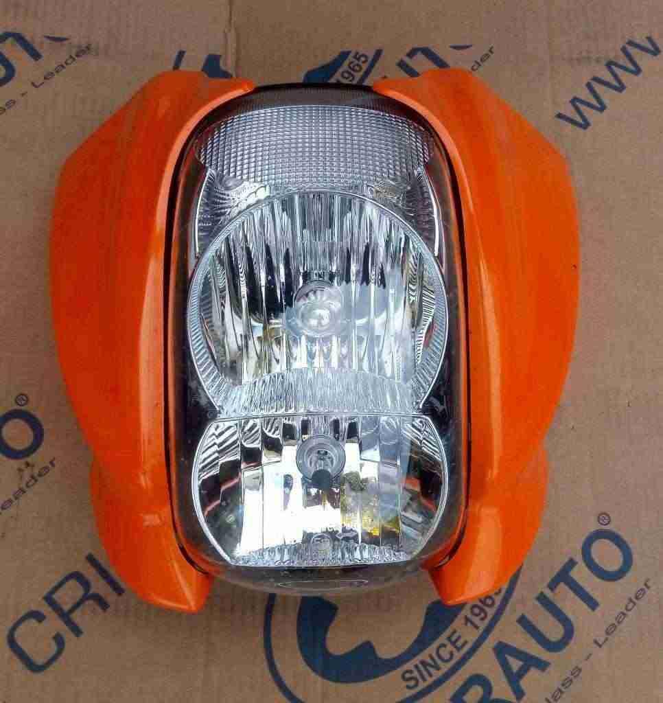 Faro fanale anteriore con carena Kawasaki ER6N &quot07