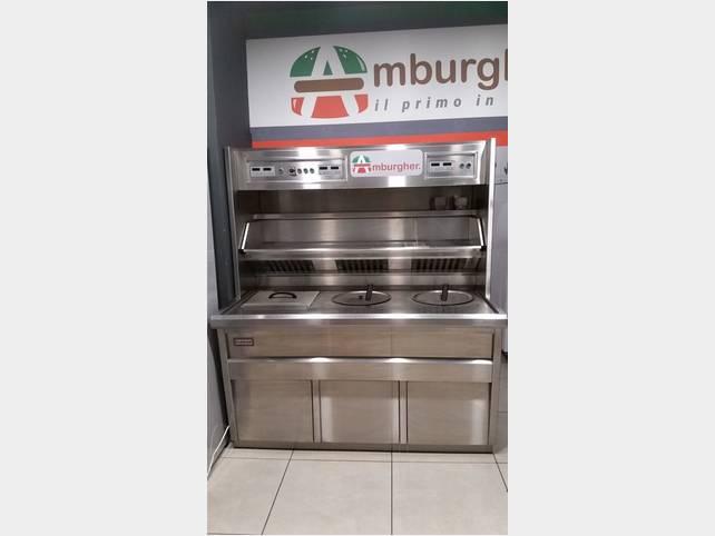 friggitrice olandese usato