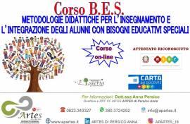 Corso BES: Bisogni Educativi Speciali