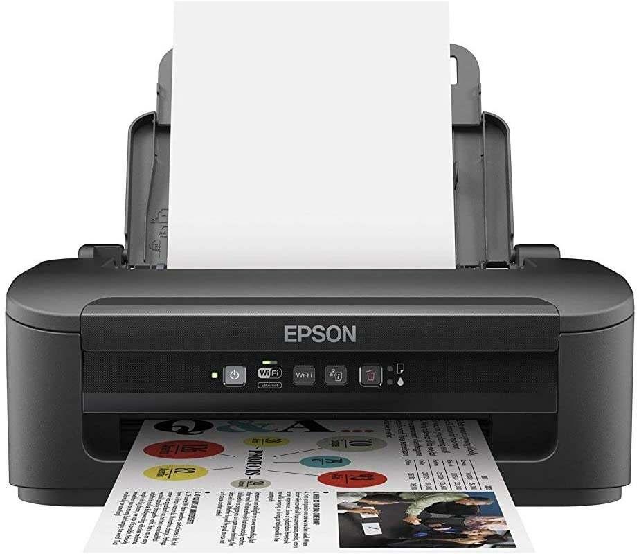 Stampante Epson WF-2010W Inkjet NUOVA