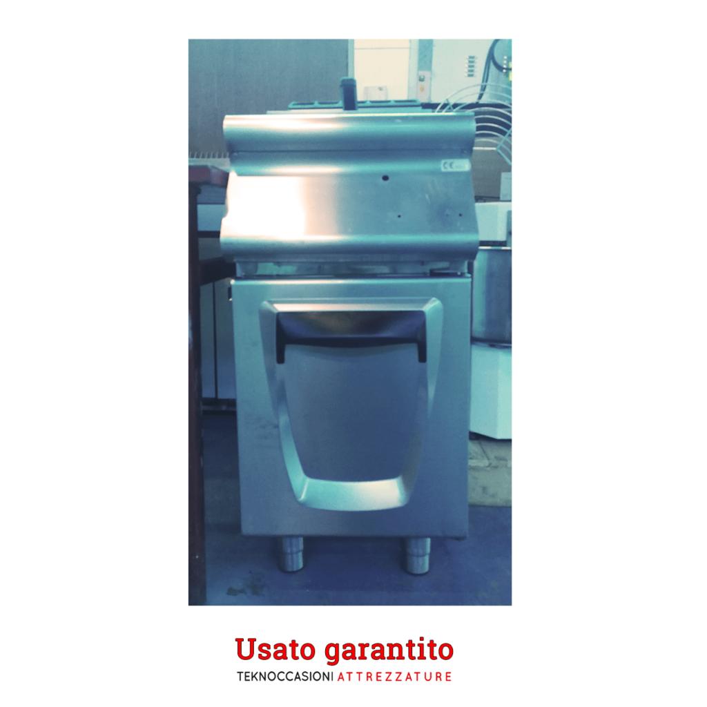 Friggitrice a gas 1 vasca da 13 litri