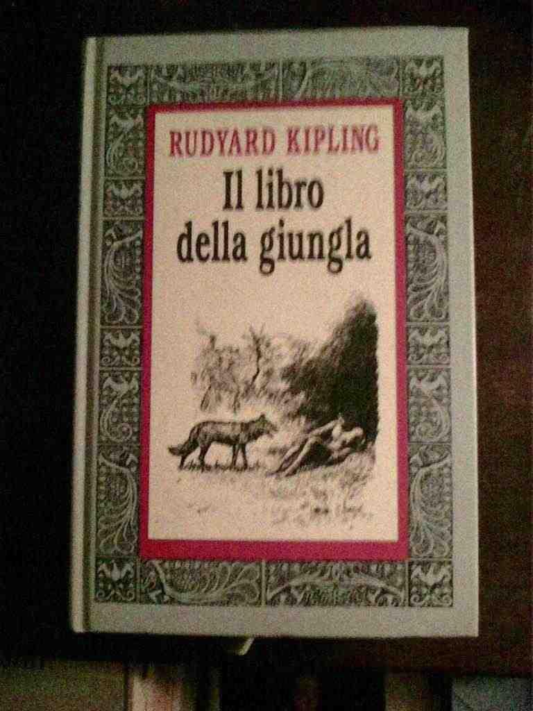 Rudyard Kipling - IL libro della giungla
