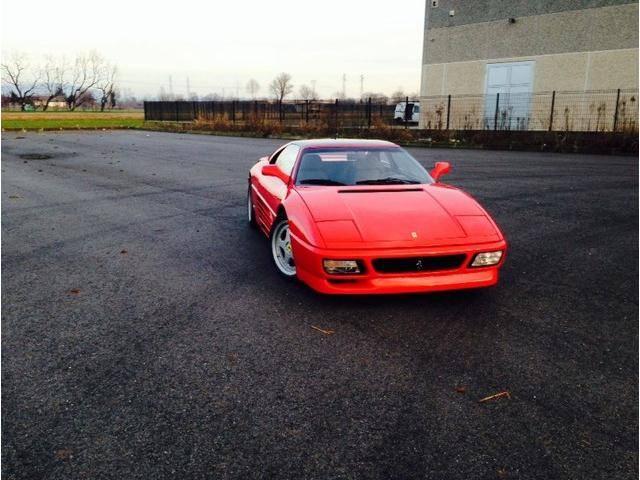 Ferrari 348 ts cat solo 72000 km !!!!!