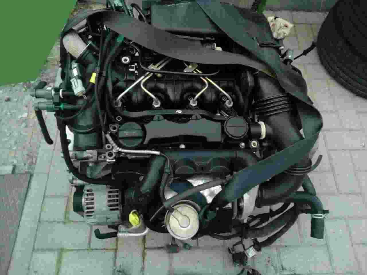 Motore Citroen C3 1400 HDI 16 valvole 8HY