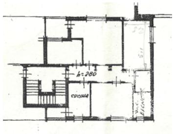 Appartamento arredato a Liettoli