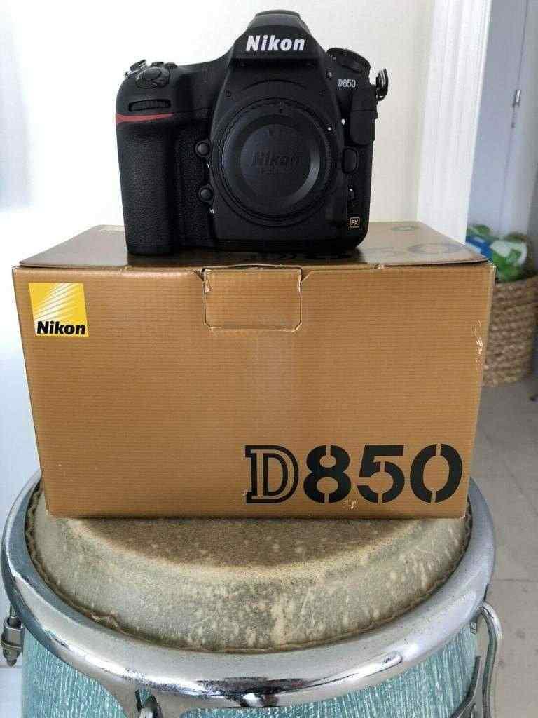 Fotocamera Nikon D850